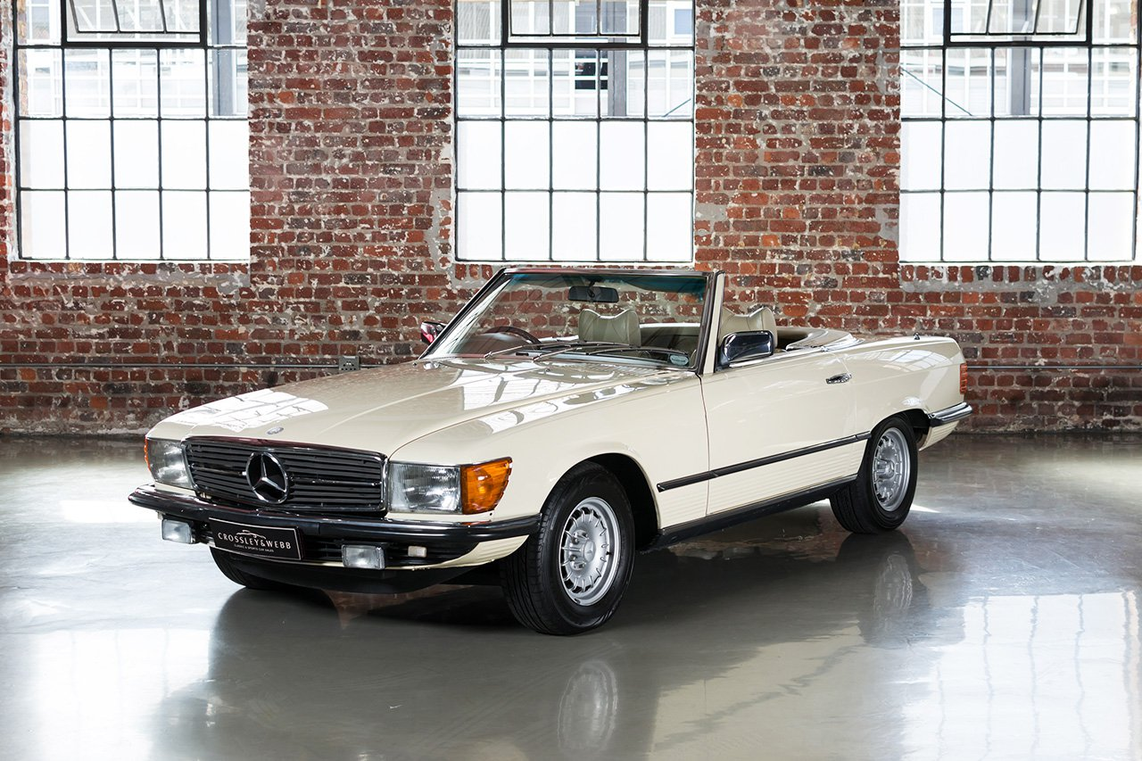 Mercedes Benz 450SL