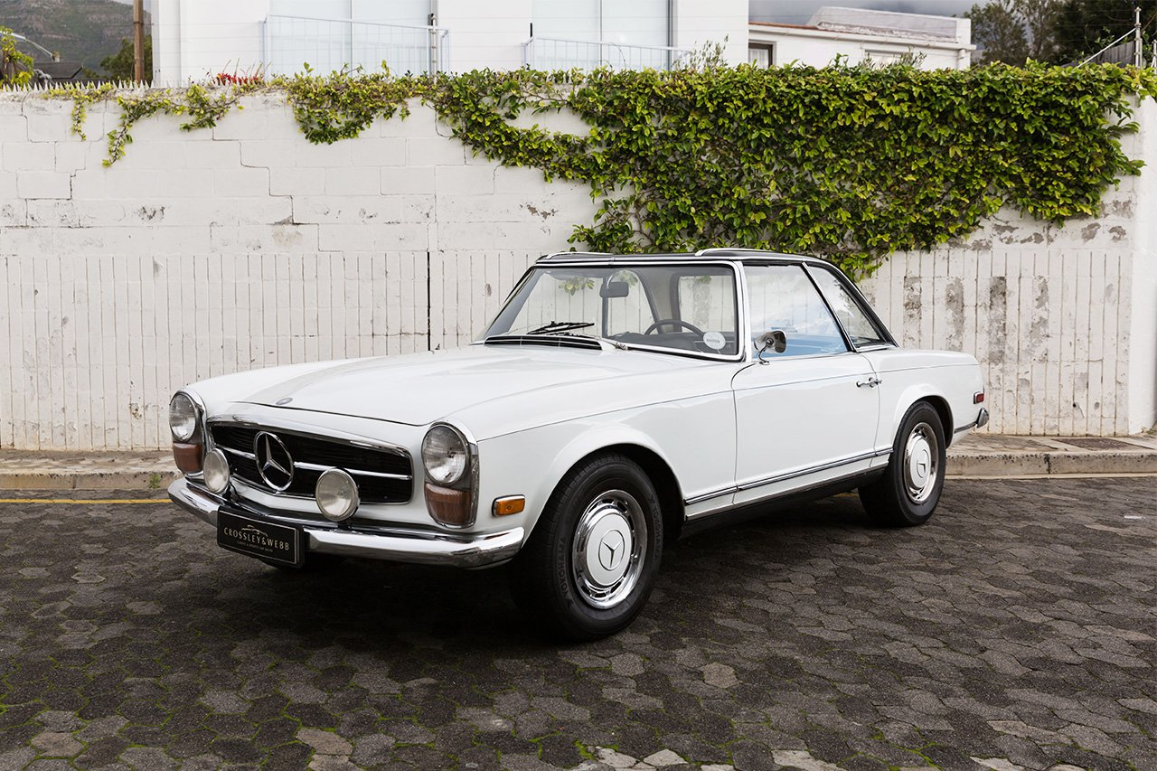 Mercedes Benz 280SL Pagoda Manual
