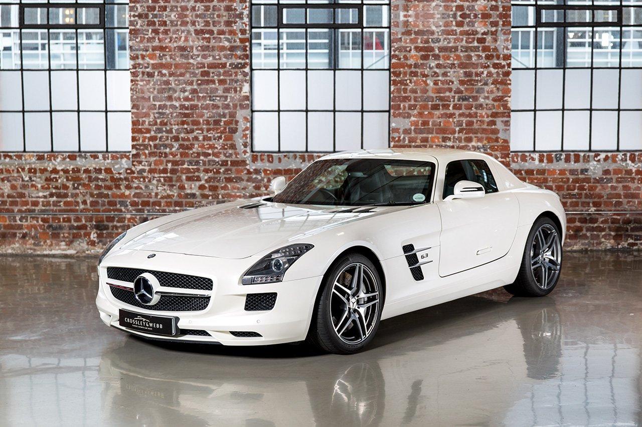 Mercedes-Benz SLS AMG Gullwing - 17800Km