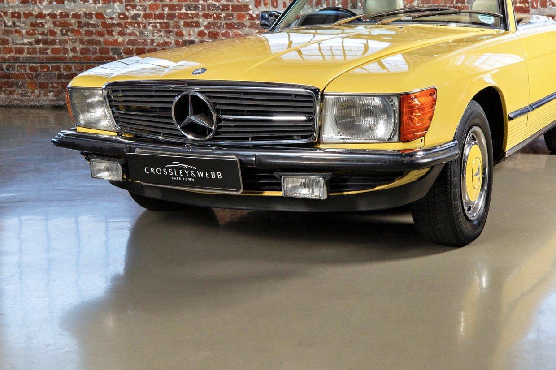 Mercedes Benz 280sl - R 107  series