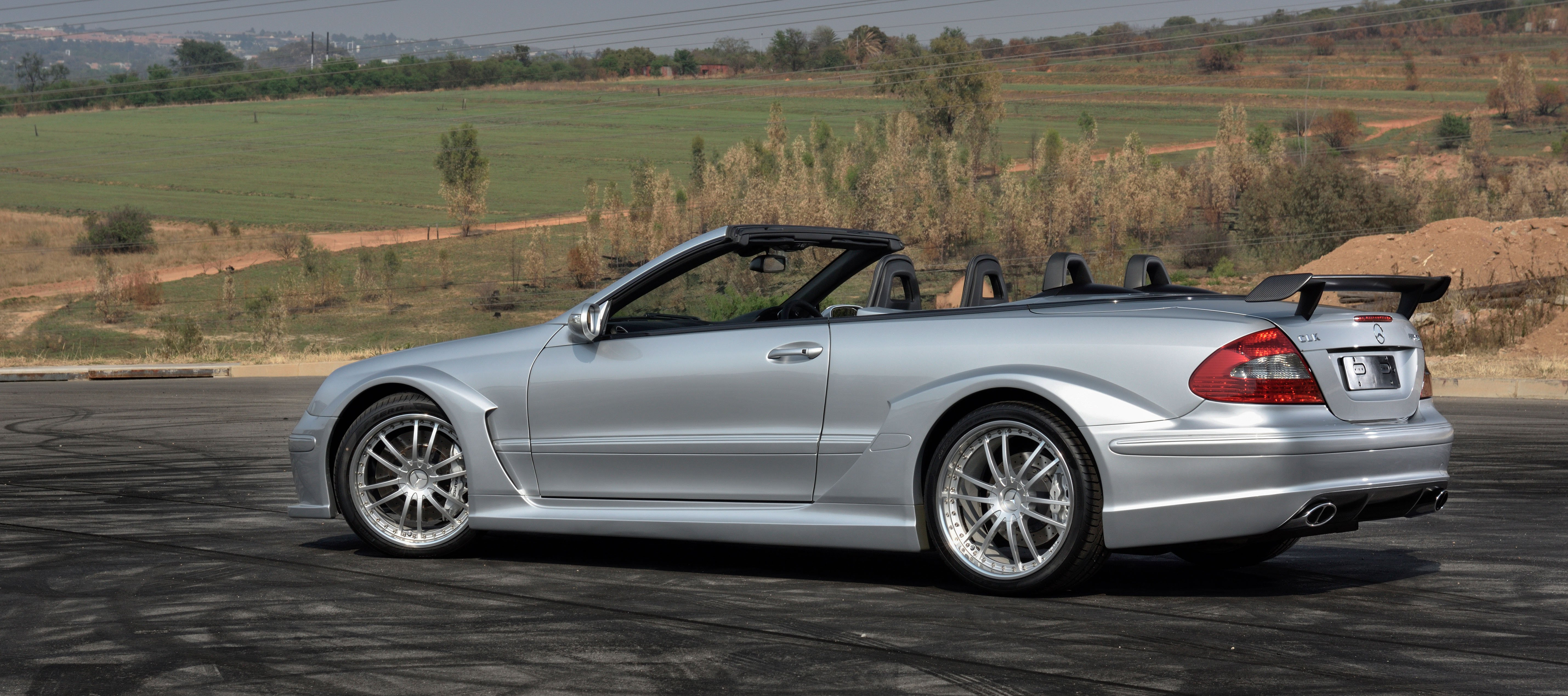 Mercedes Benz CLK DTM Convertible