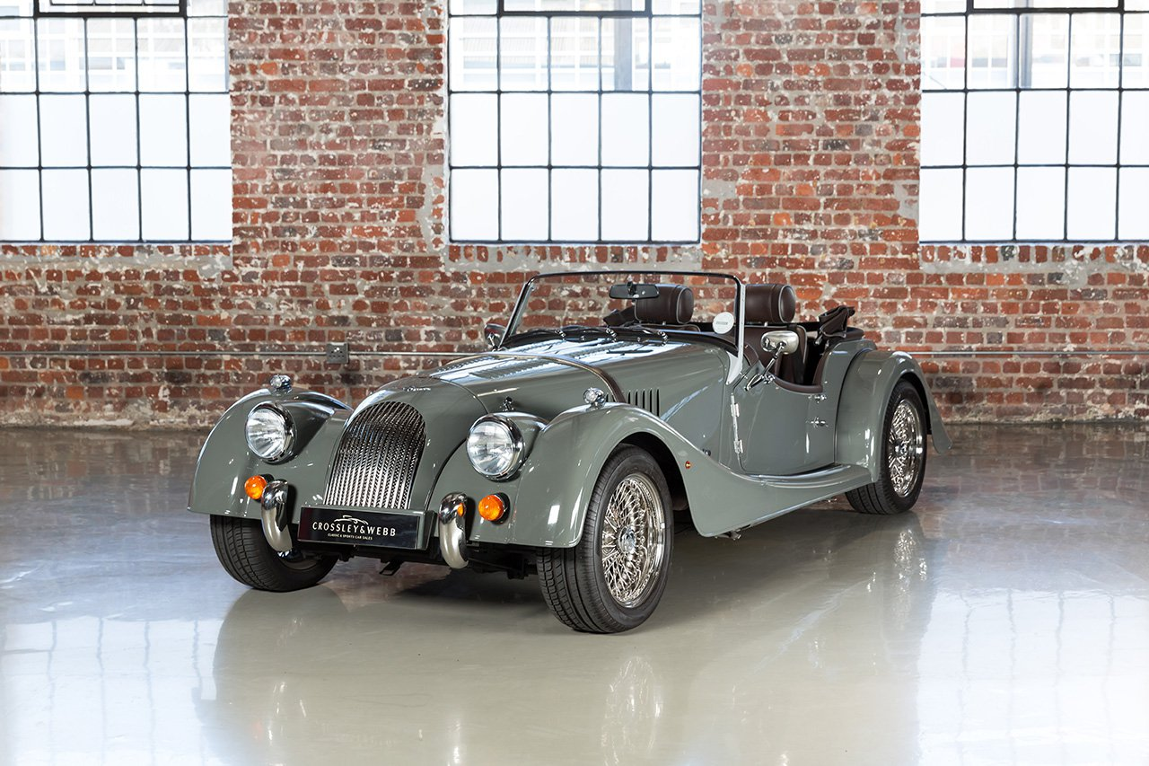 Morgan Roadster - 4200Km