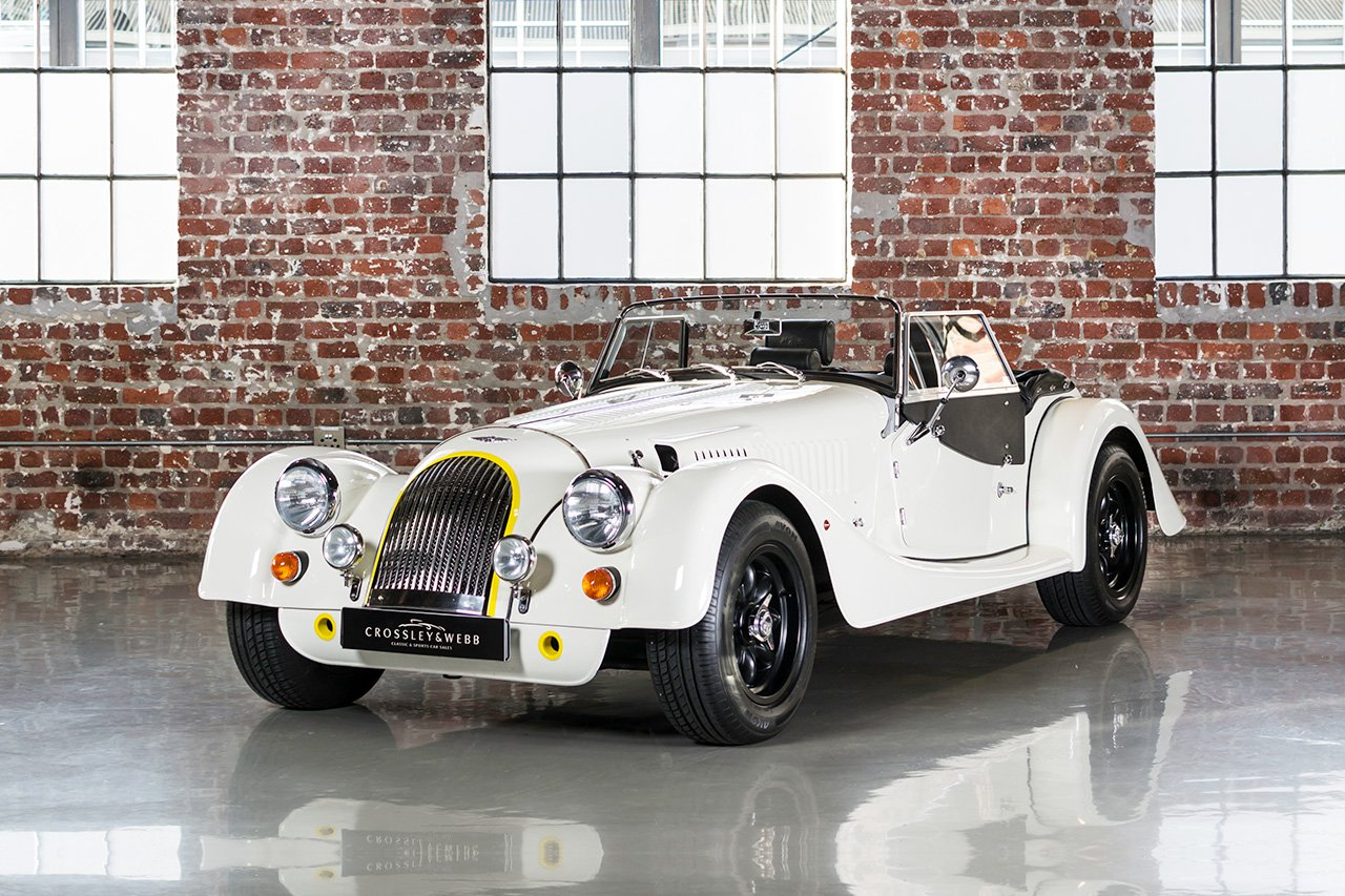 Morgan Plus 4 - 60th Anniversary - Sold, Similar Stock Required