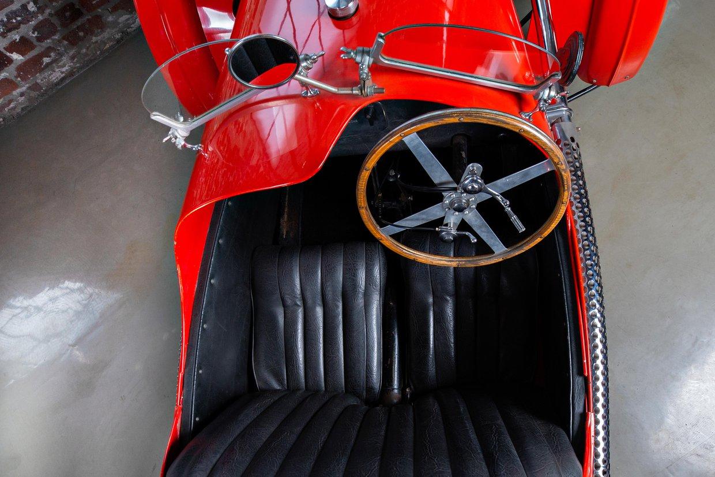Morgan 3 Wheeler - Aero Supersports