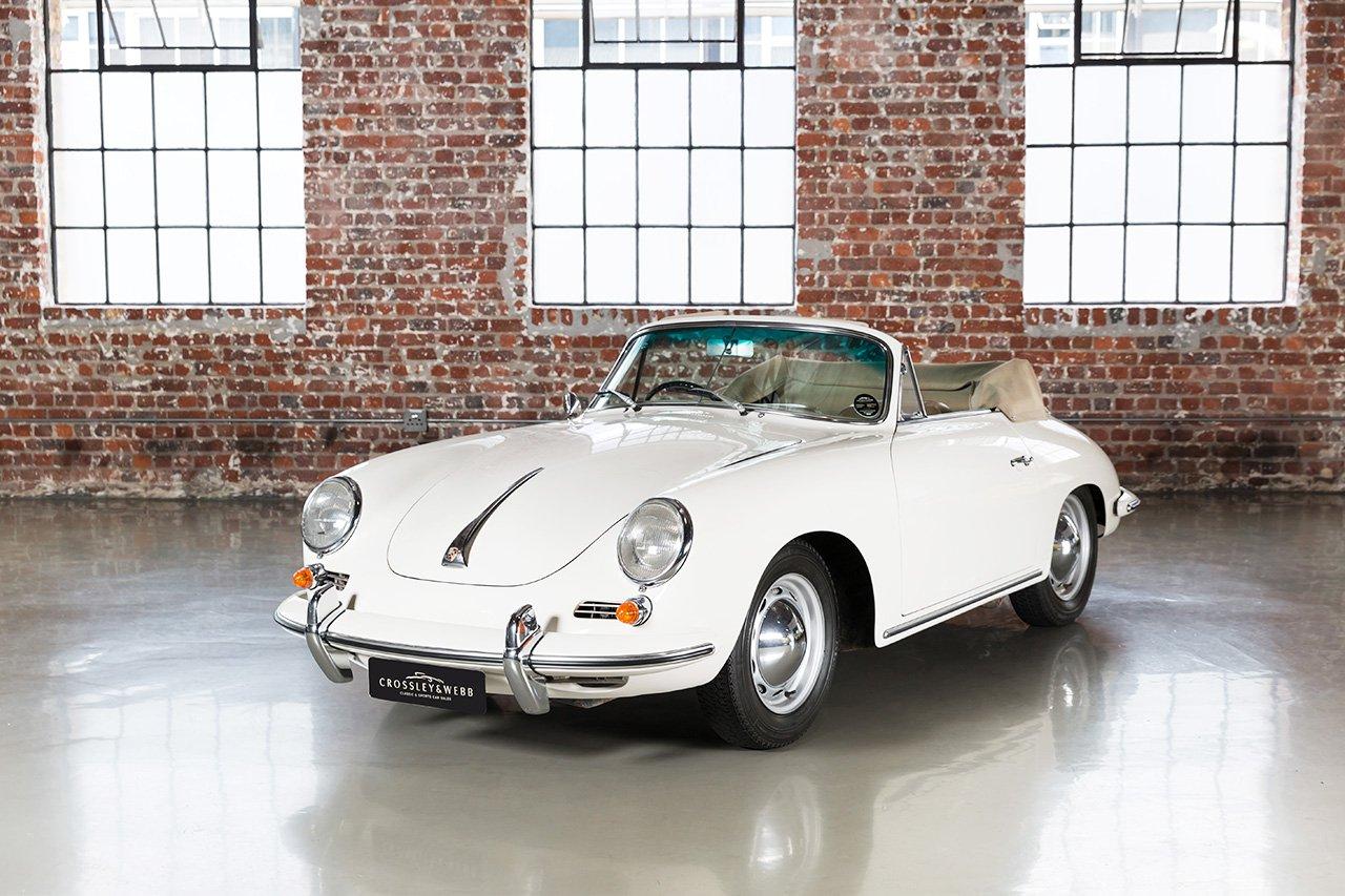 Porsche 356 B T6 Convertible