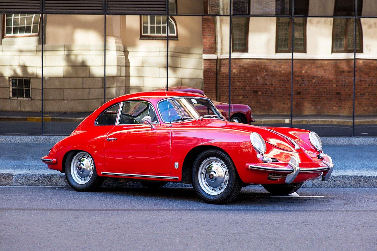Porsche 356B T5 Coupe