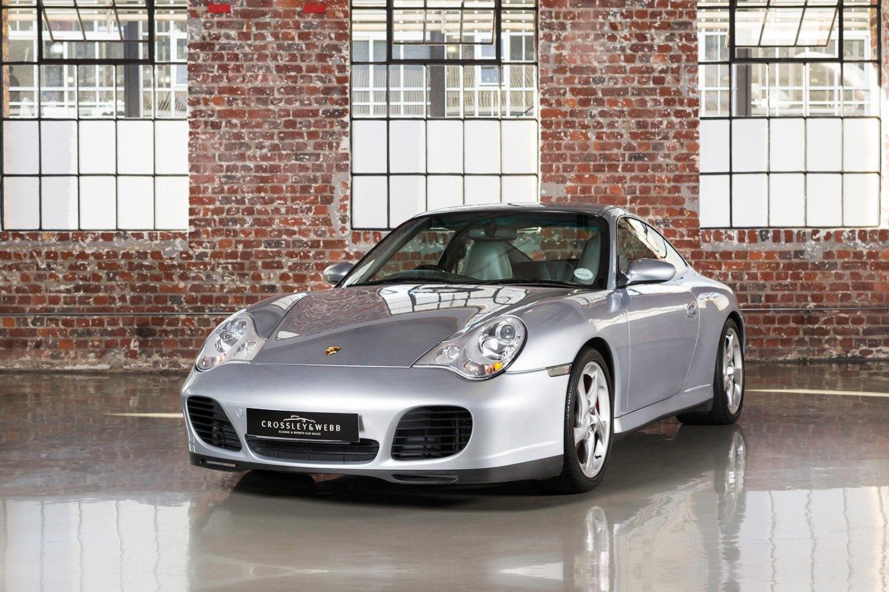 Porsche 911 (996) 4S Manual