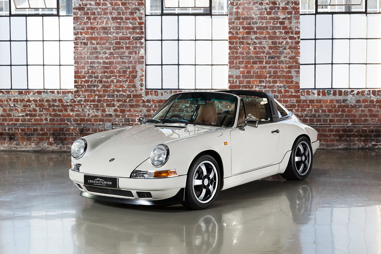 "Porsche 964 C2 Targa Manual - ""Dutchmann"" Weekend Racer No. 3"