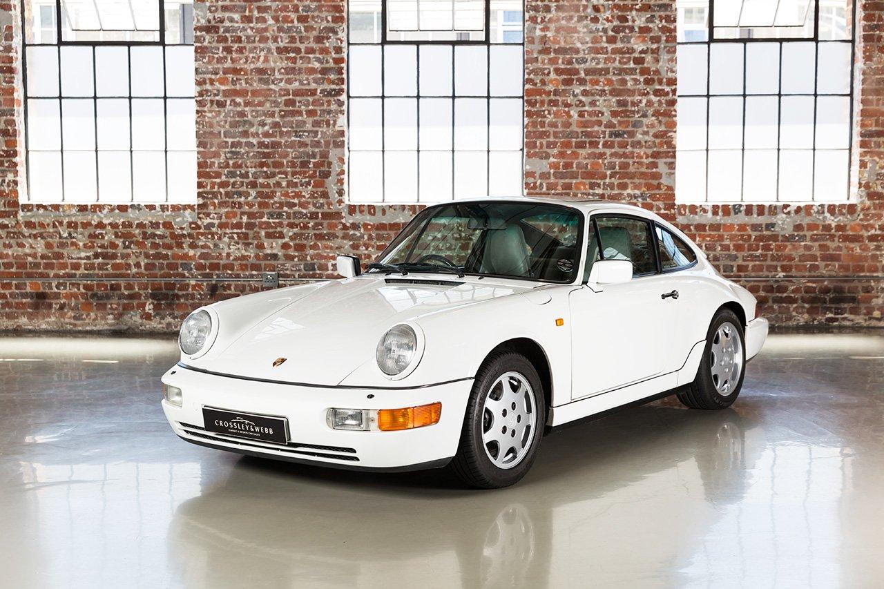 Porsche 911 Carrera 2 Coupe 964 RHD