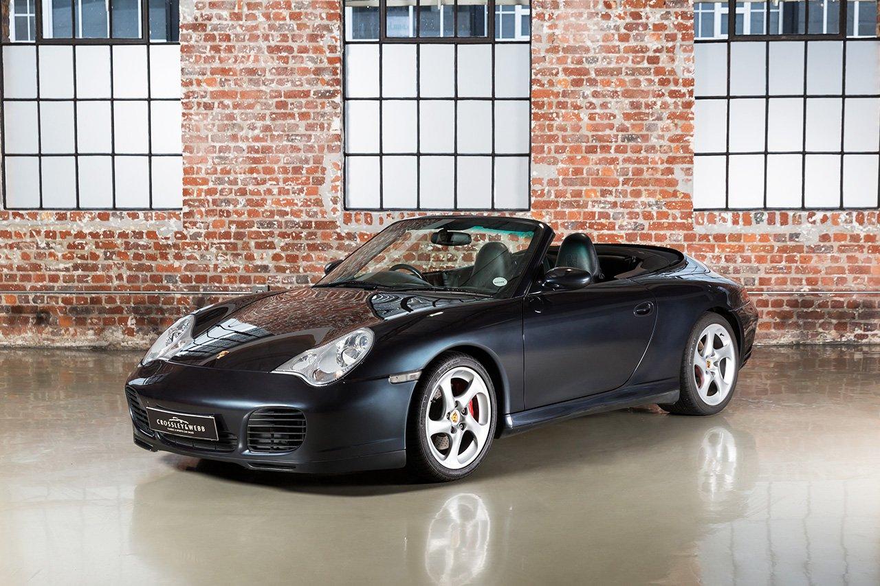 Porsche 911 (996) 4S Manual - R 689 950