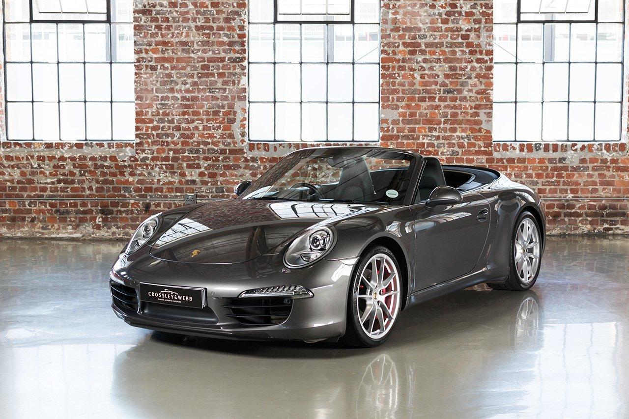 Porsche 911 (991) Carrera S Cab