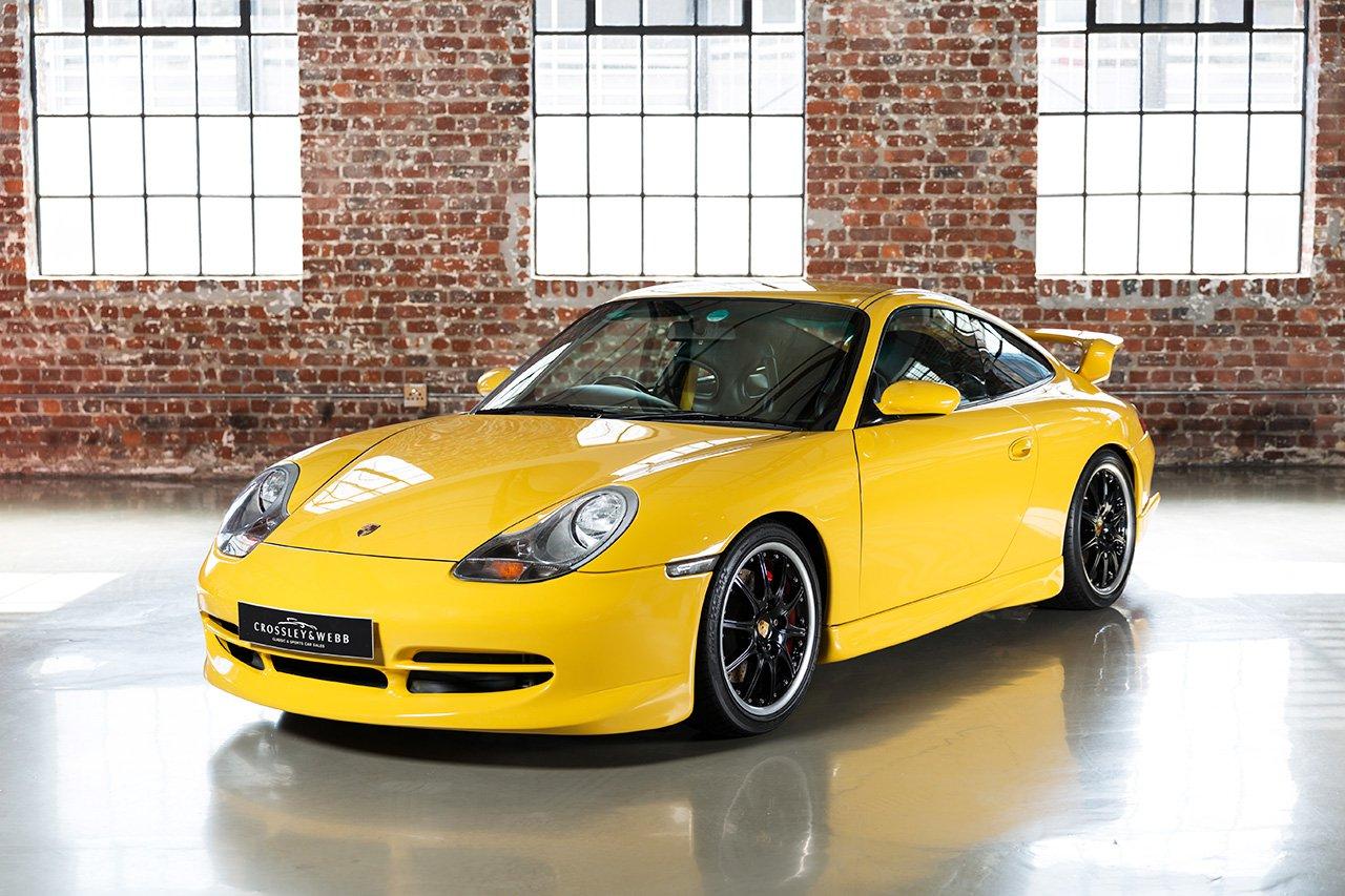 Porsche 996 GT3 MK1 - 47400Km