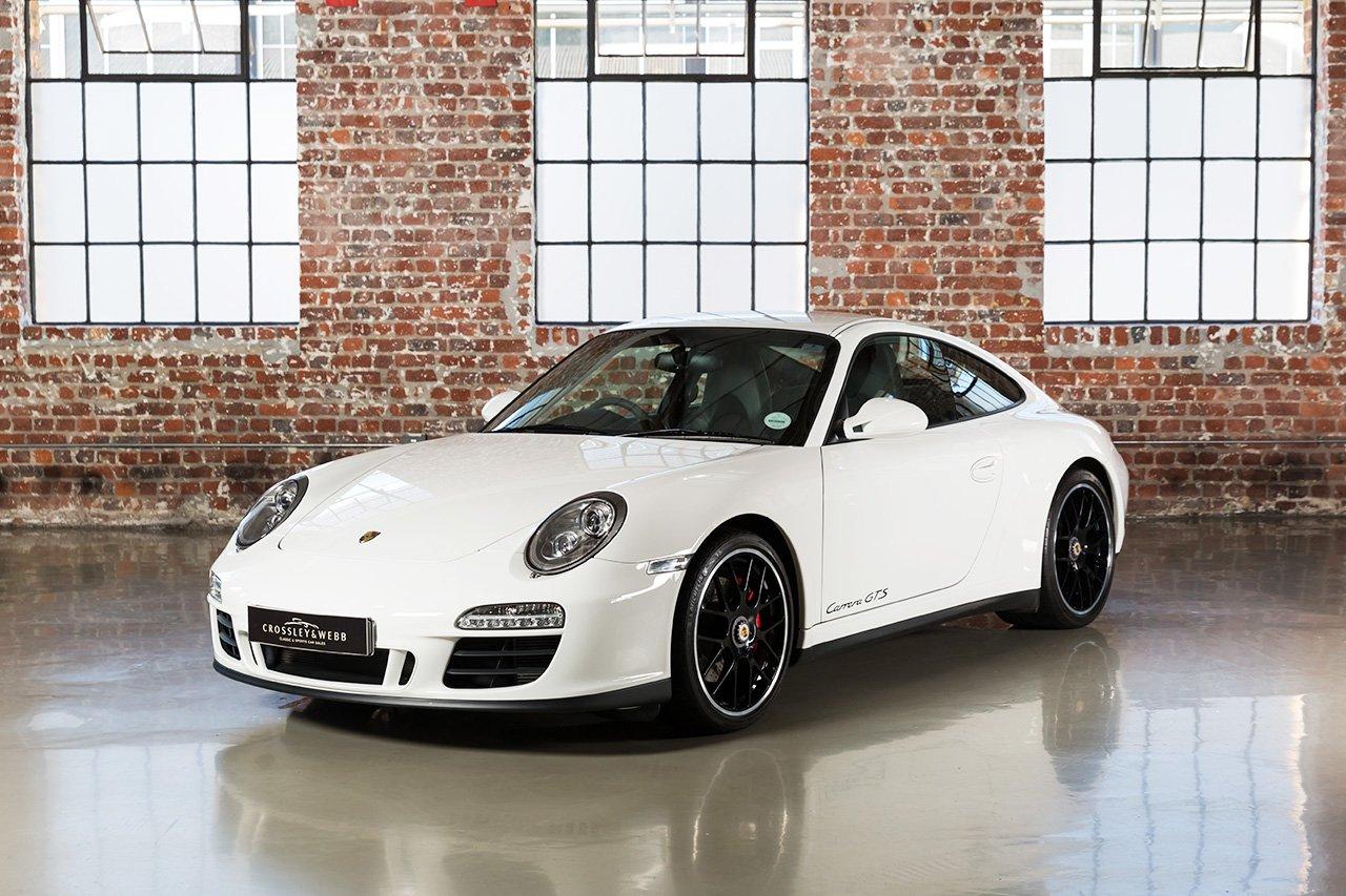 Porsche 911 GTS (997.2)