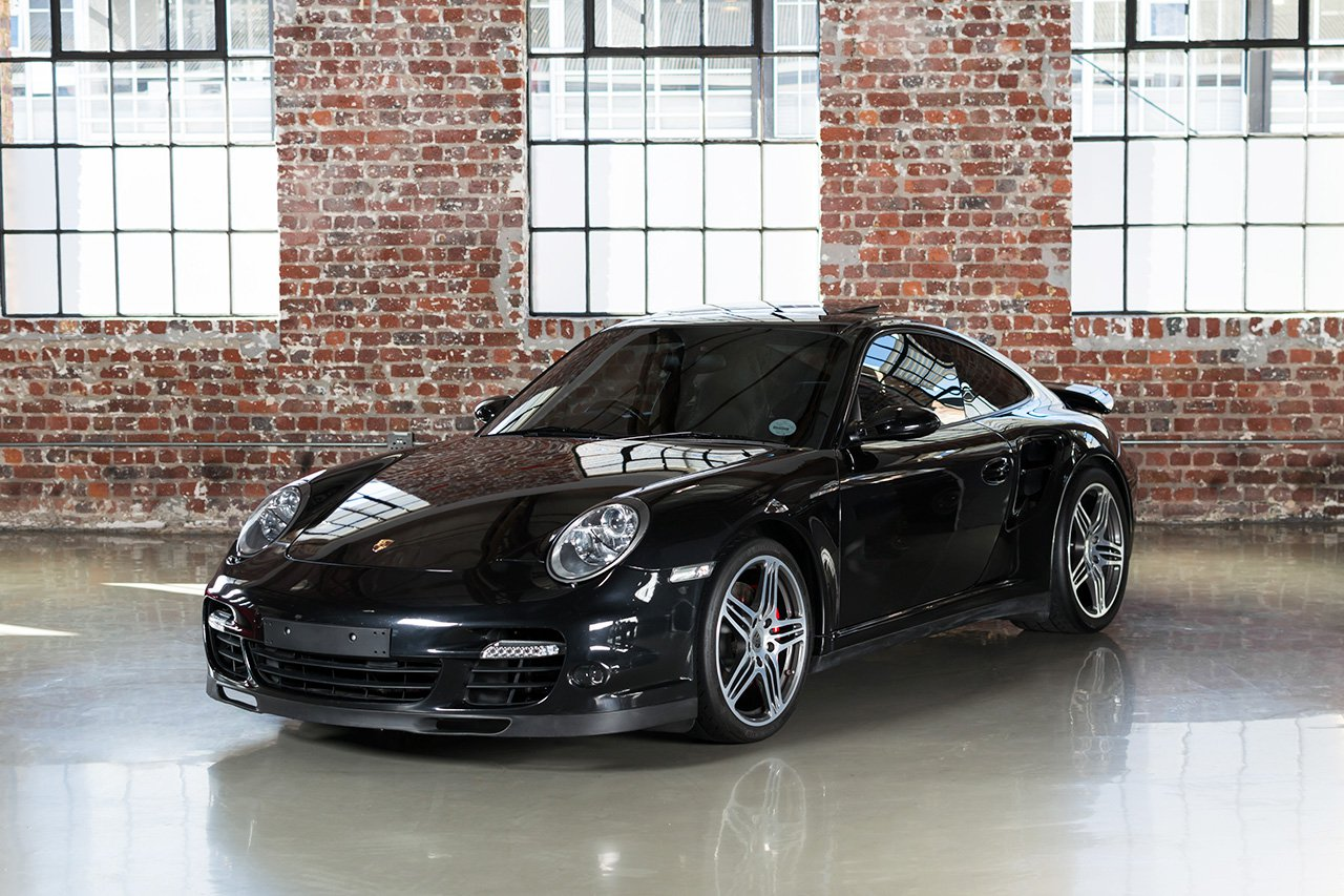 Porsche 911 Turbo 997.1 - 27813Km