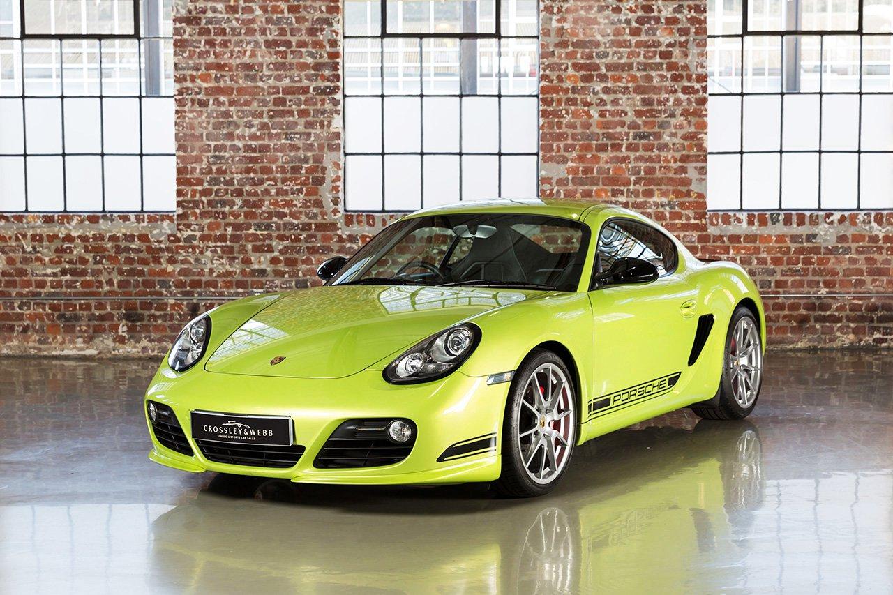 Porsche Cayman R - 17900Km