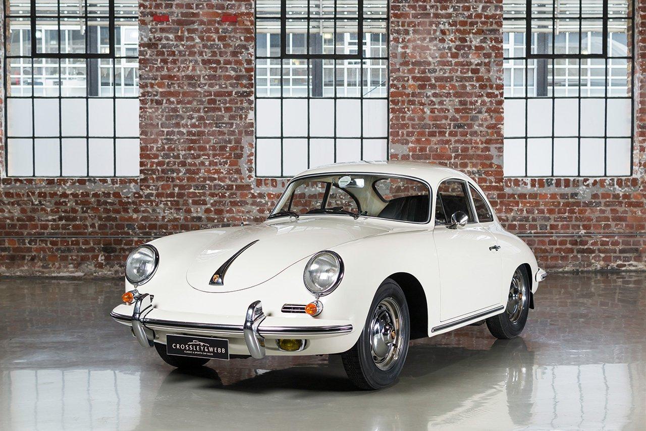Porsche 356 B T 5 Coupe