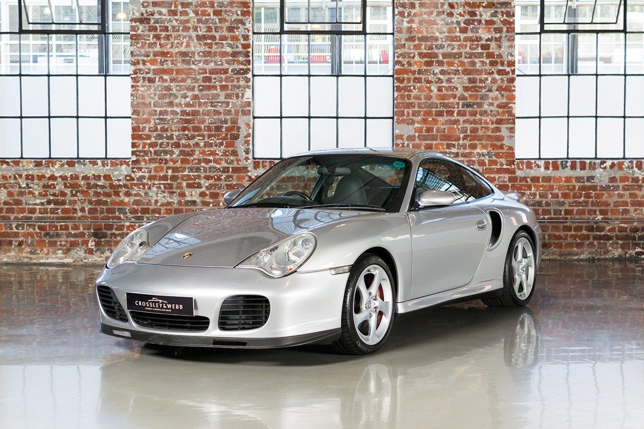 Porsche 996 Turbo Tiptronic - 139 350Km