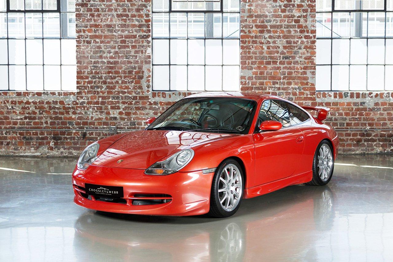 Porsche 996 GT3 MK1 - 72 250Km
