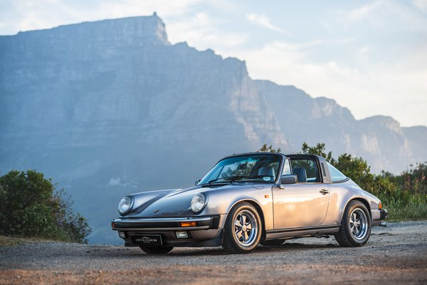 "Porsche 911 Carrera Targa ""Commemorative"" Edition"