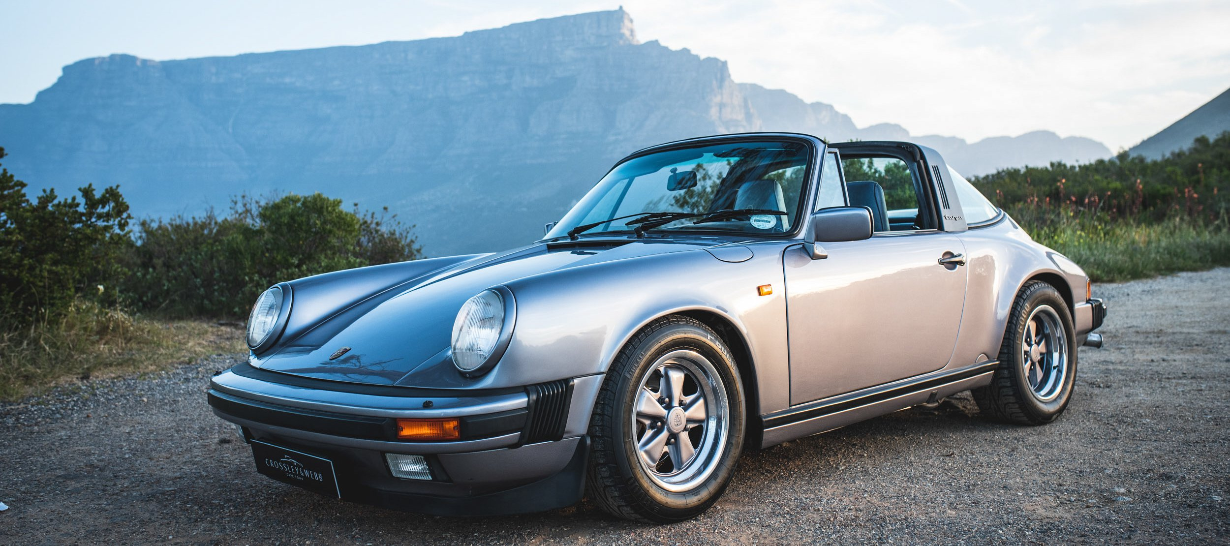 """Porsche 911 Carrera """"Commemorative  Edition"""""""