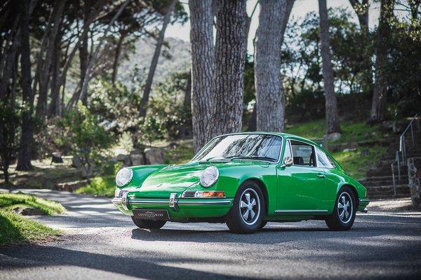 Porsche 911 T Coupe - Recent nut & bolt restoration
