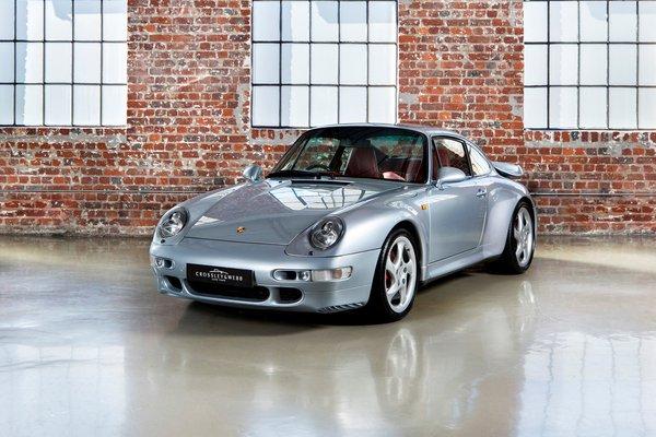 Porsche 993 Turbo - X50