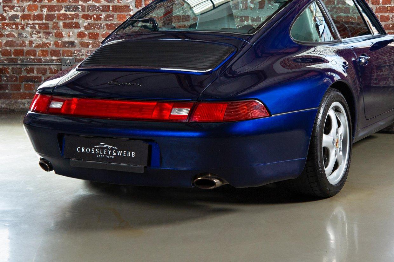 Porsche 993 Carrera Coupe