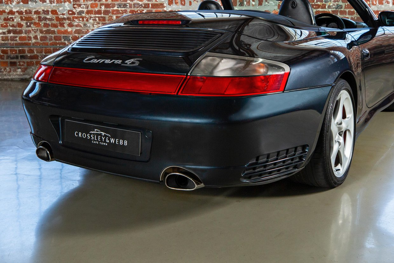 Porsche 911 (996) Carrera 4S Cabriolet