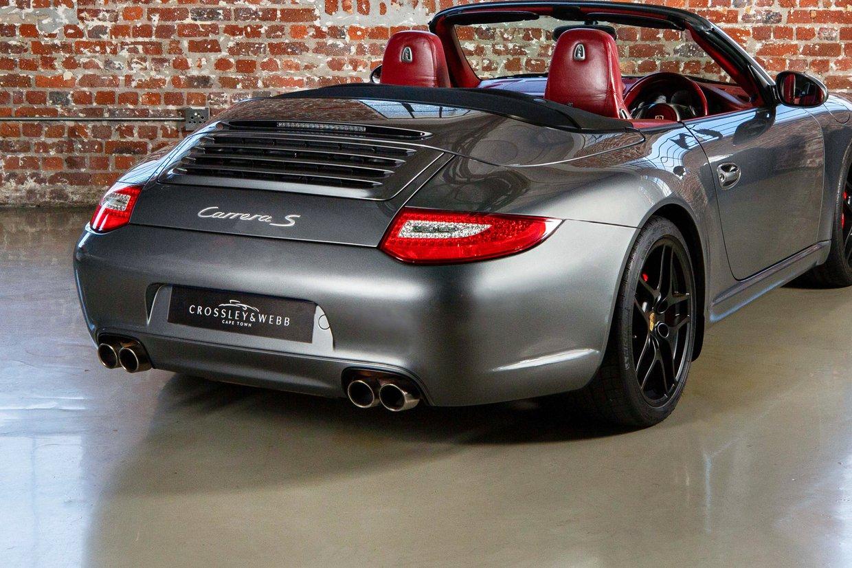 Porsche 911 (997) Carrera S - Gen 2 - PDK