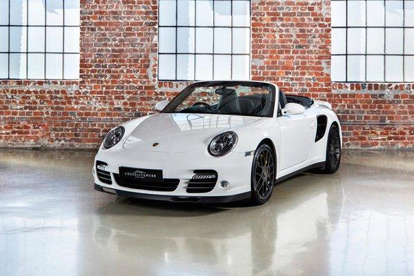 Porsche 911 Turbo S (997 gen2) - Convertible