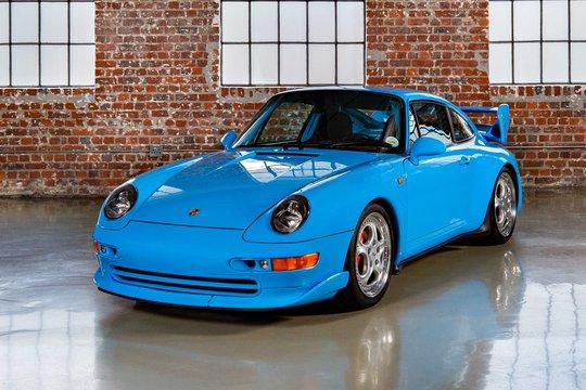Porsche 993 RS - Clubsport
