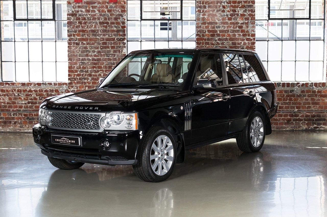 Range Rover TDV8 Vogue - 90 000Km