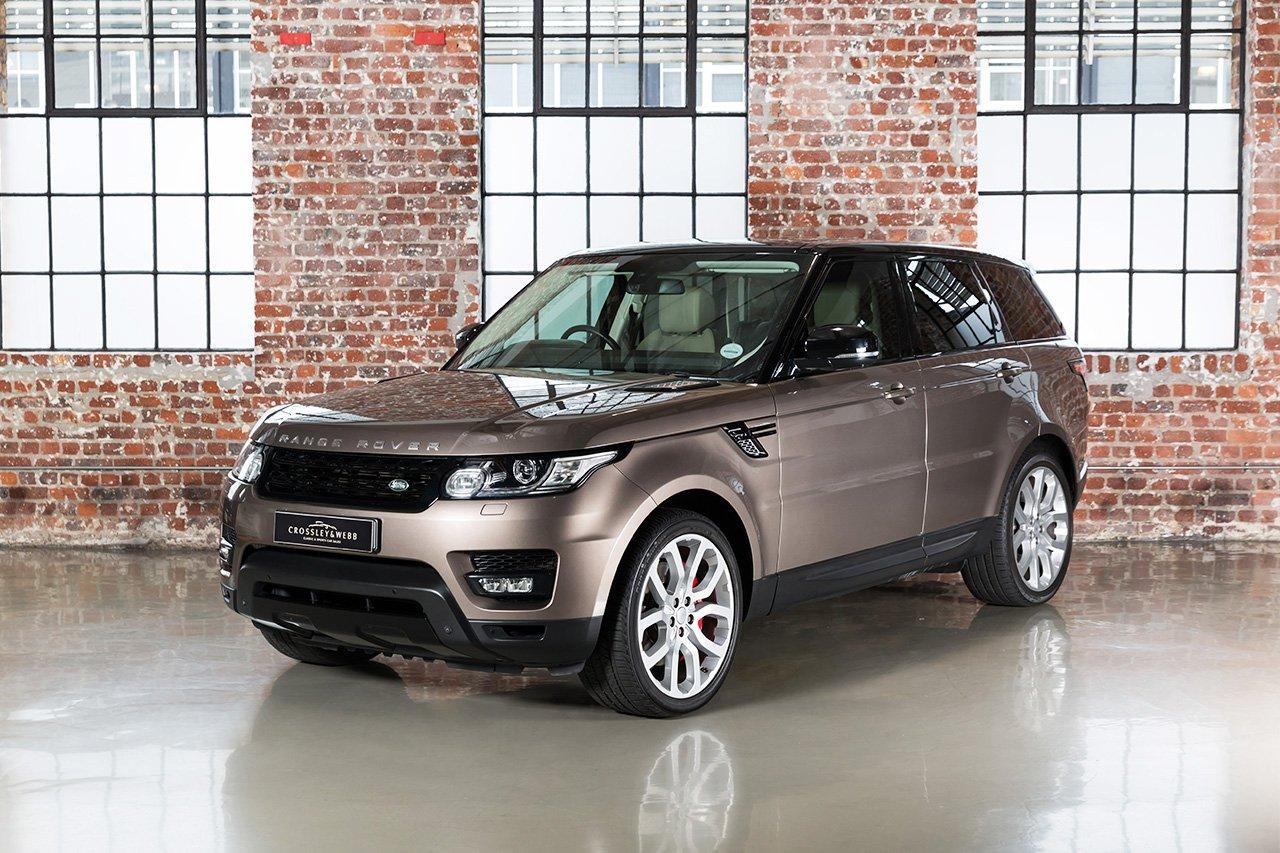 Range Rover Sport V8 Supercharged - 40100 Km