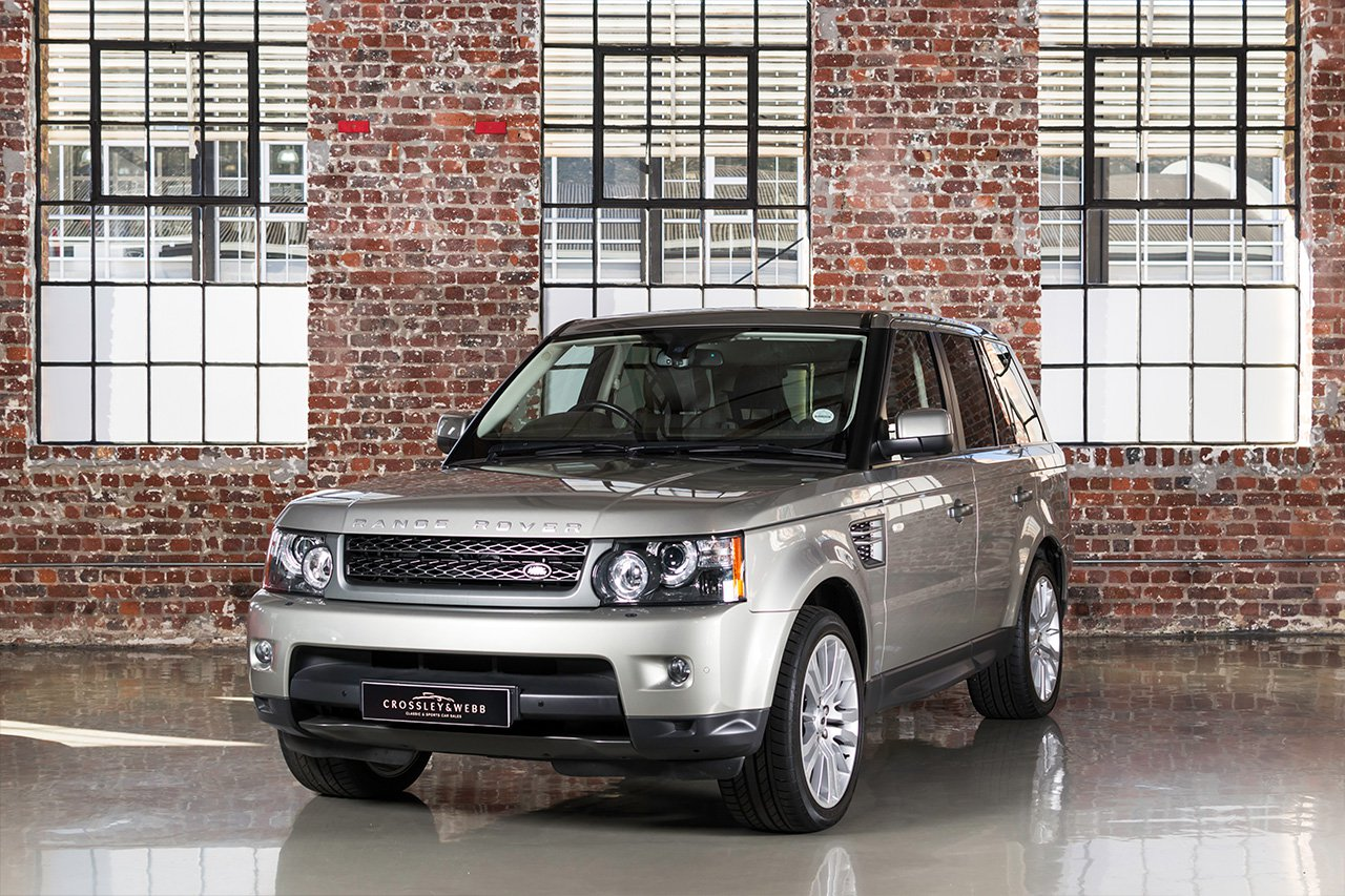 Range Rover Sport TDV6HSE Luxury