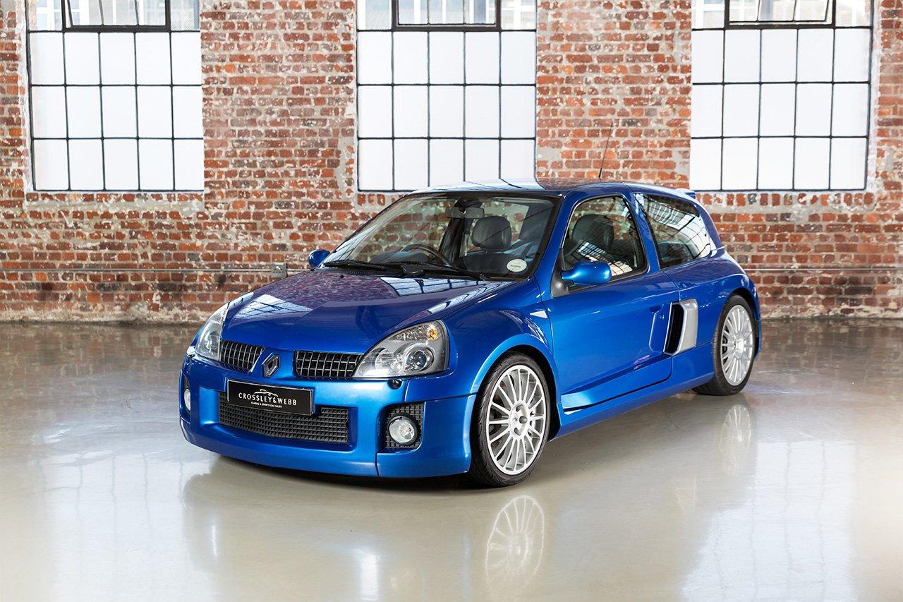 Renault Sport Clio V6 (Phase 2) - 46800Km