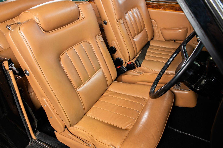 Rolls Royce Corniche Convertible