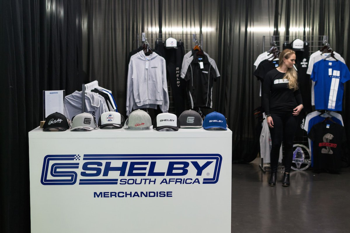 Shelby South Africa - Cape Town Launch