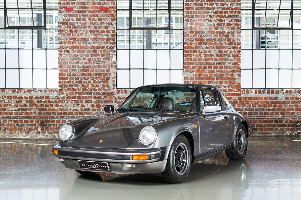 Porsche 911 SC Targa - Ferry Porsche Limited Edition