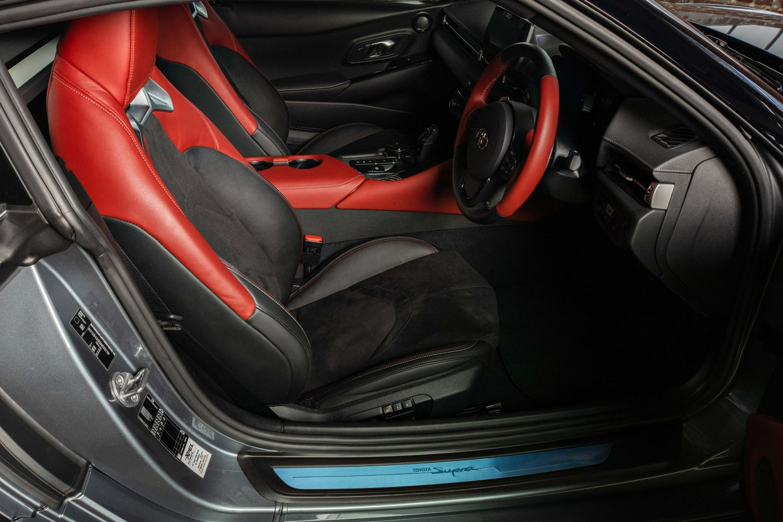 Toyota Supra 3.0l Turbo