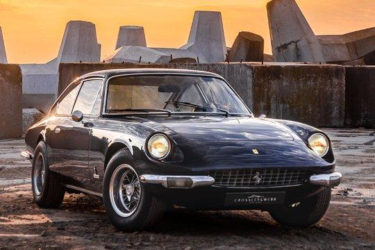 The Ferrari 365 GT 2+2  - V12