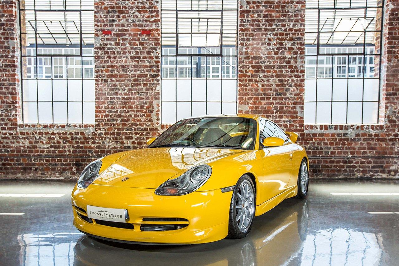 Porsche 911 GT3 MK1 (996)