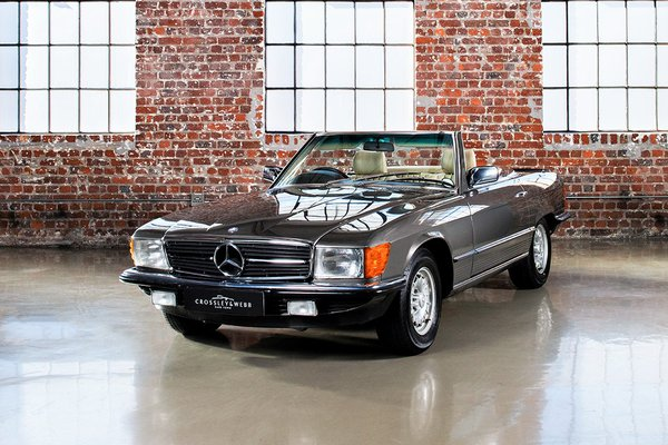 Mercedes Benz 500sl