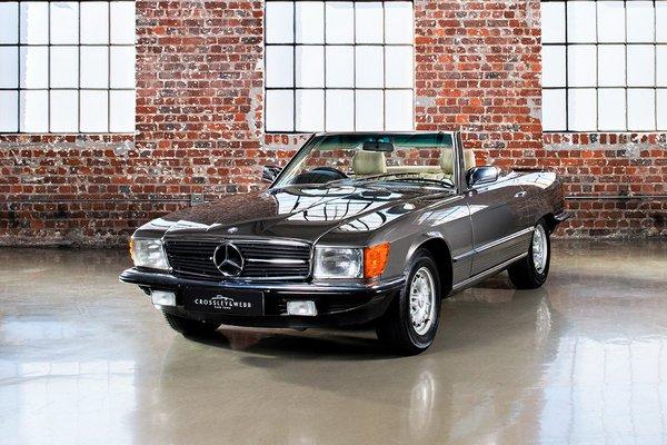 Mercedes Benz 500sl