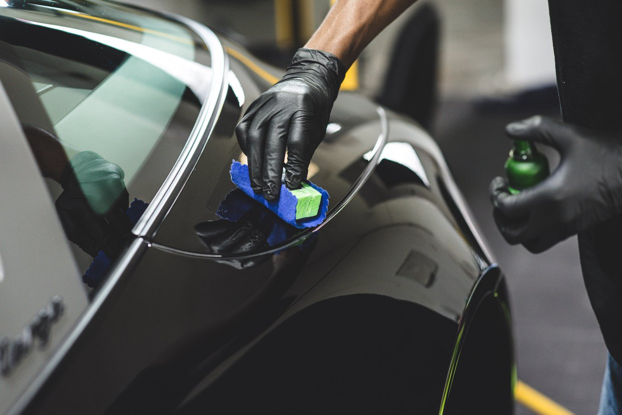 Crossley & Webb | Detailing, Car Wash & Paint Protection