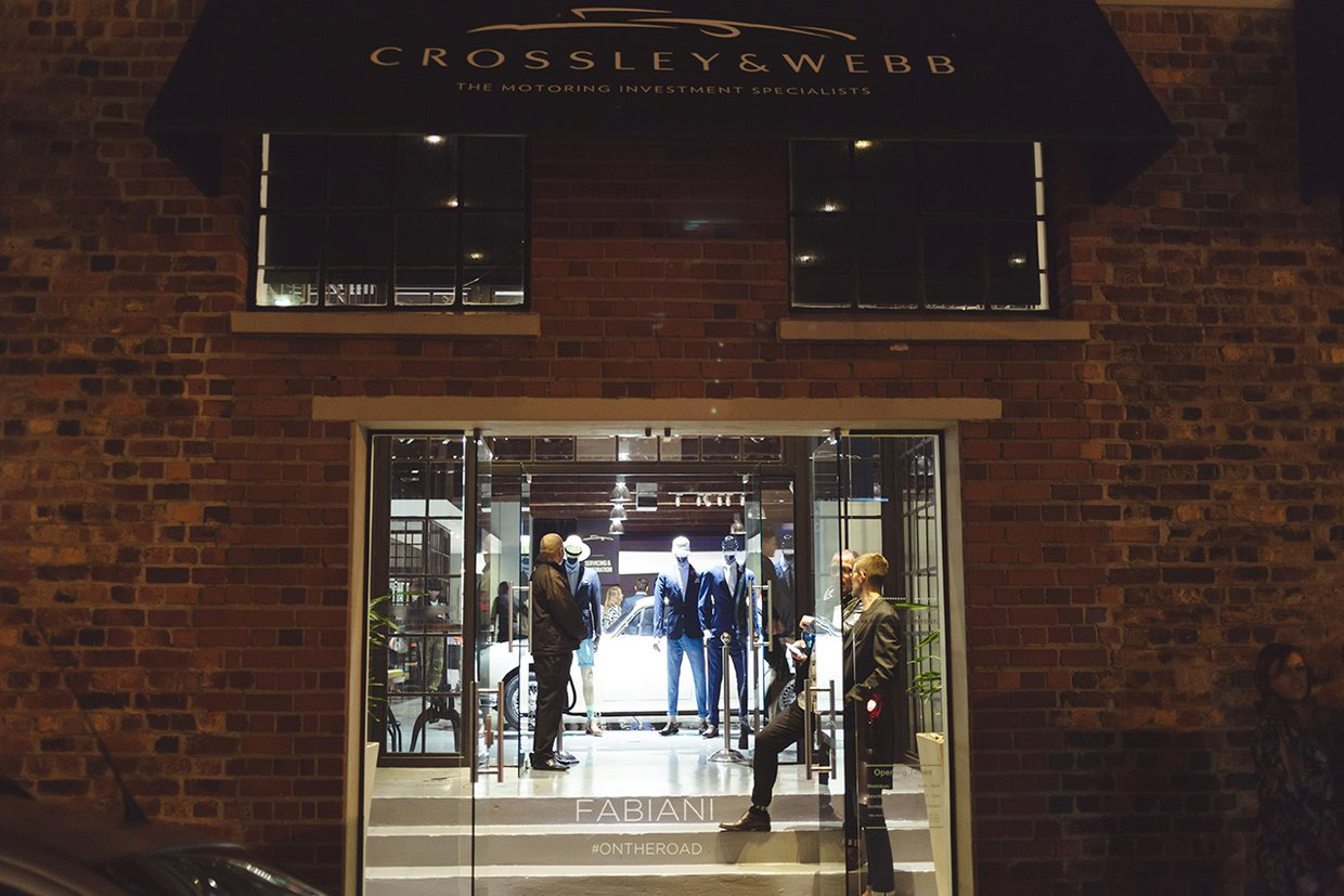 Crossley & Webb | Venue and Event Hire